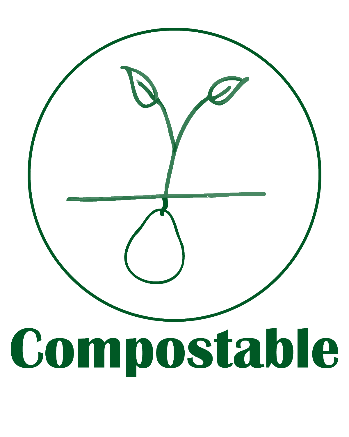 The Green Bundle Compostable Logo
