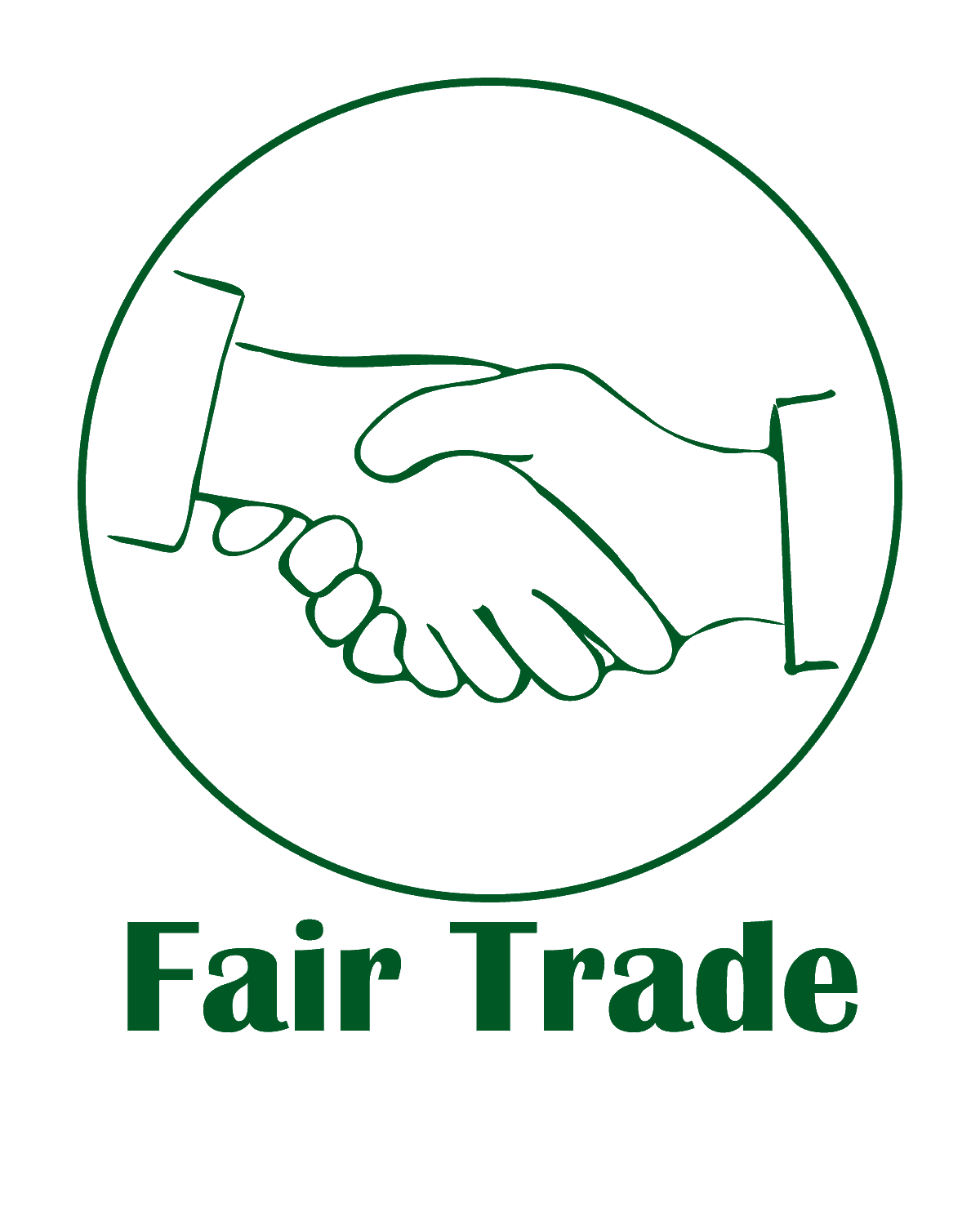 The Green Bundle Fair Trade Logo