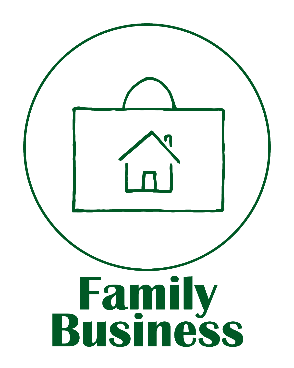 The Green Bundle Family Business Logo
