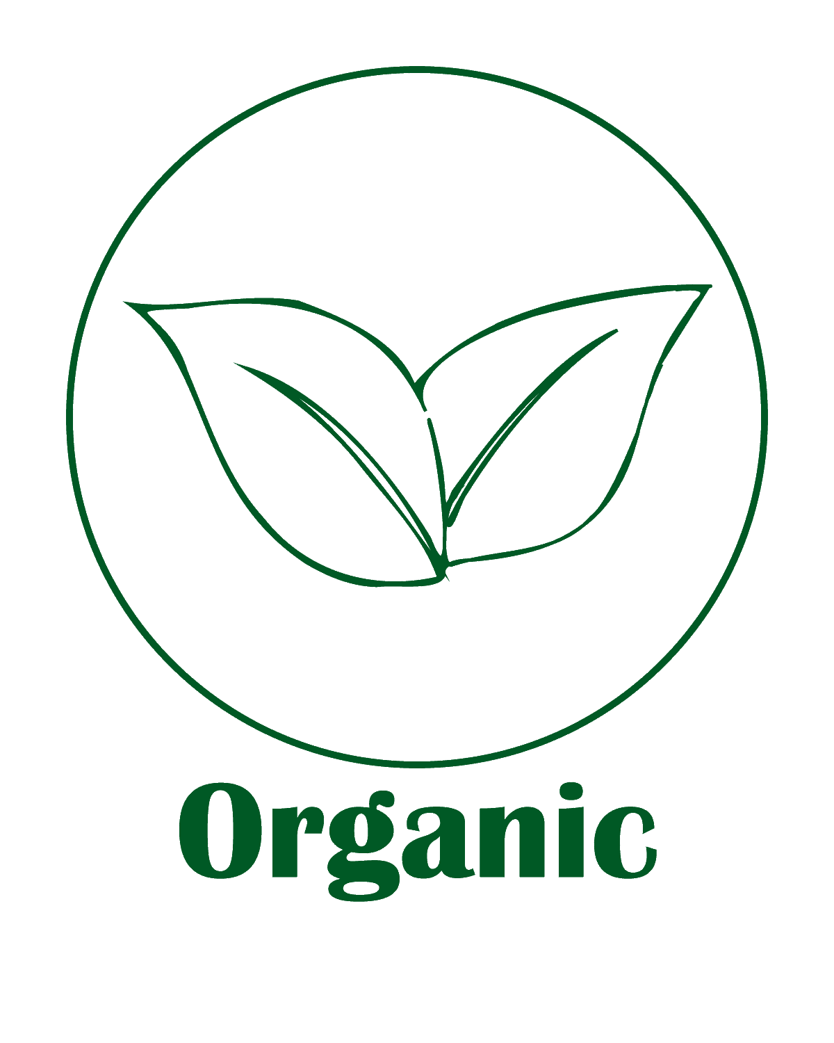 The Green Bundle Organic Logo