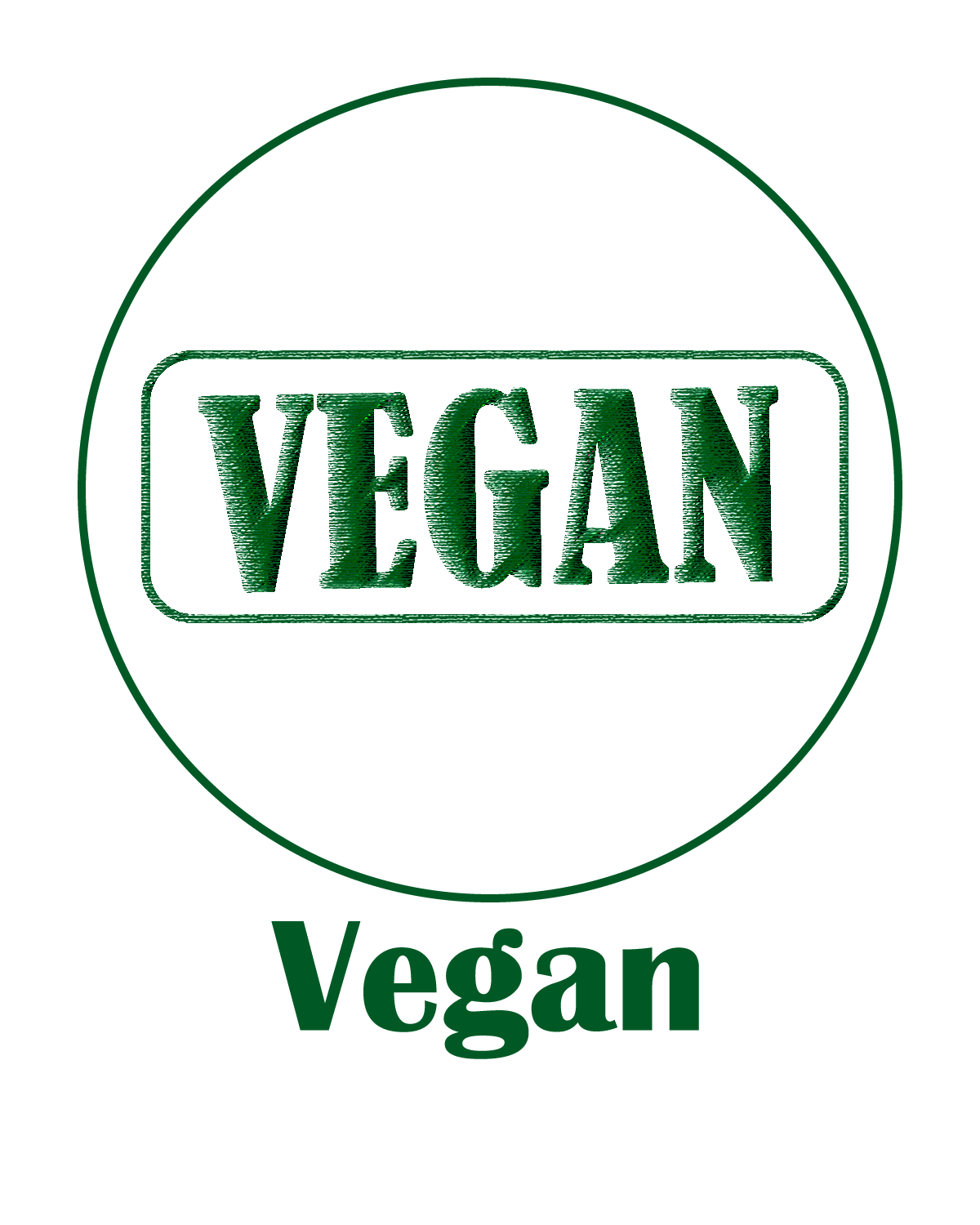 The Green Bundle Vegan Logo