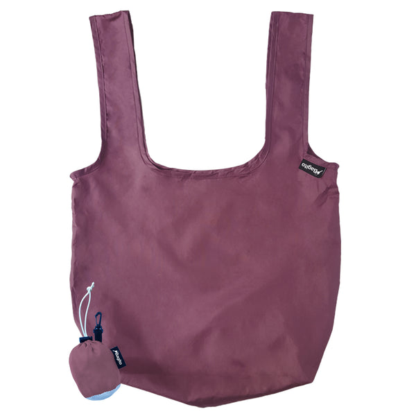 Bagito original grocery bag purple