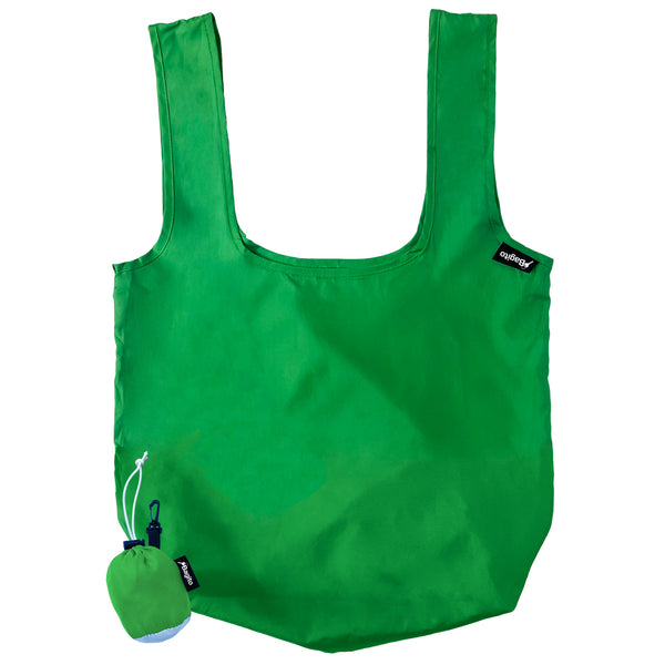 Bagito original grocery bag green