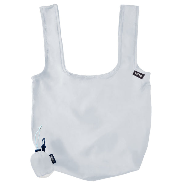 Bagito original grocery bag silver