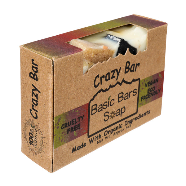 Basic Bars Soap Crazy Bar