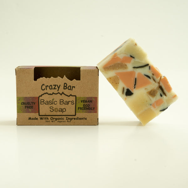 Basic bars soap organic soap bar Crazy Bar