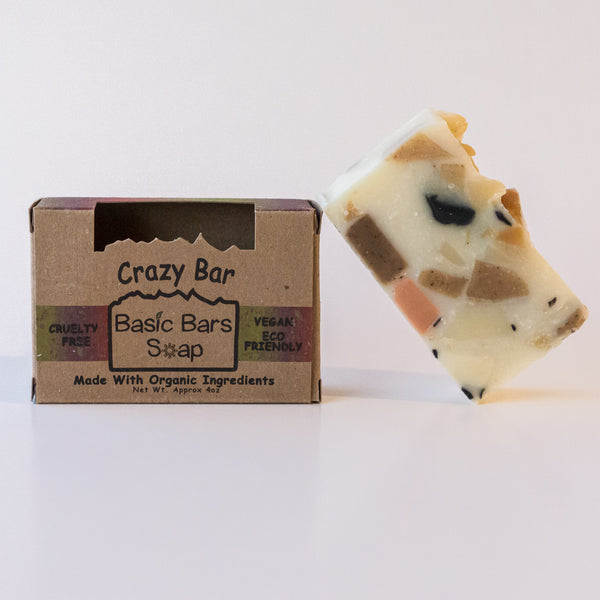Organic Crazy Body Bar