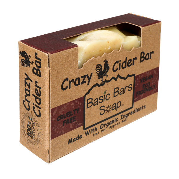 Basic Bars Soap Crazy Cider Bar