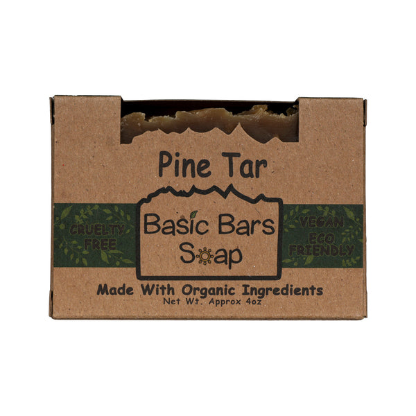 Basic Bars Soap Pine Tar