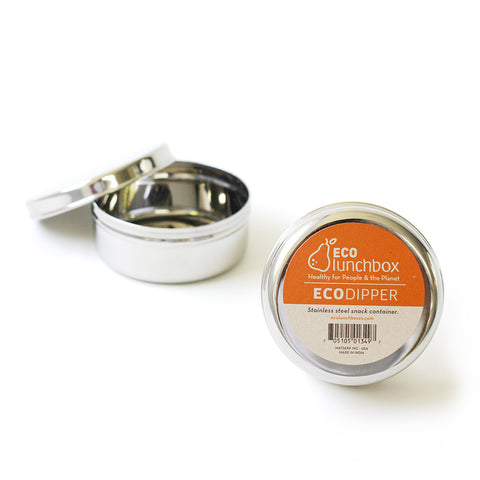 ECOlunchbox ECOdipper food container