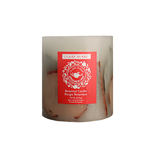 Applejack & Peel Botanical Candle