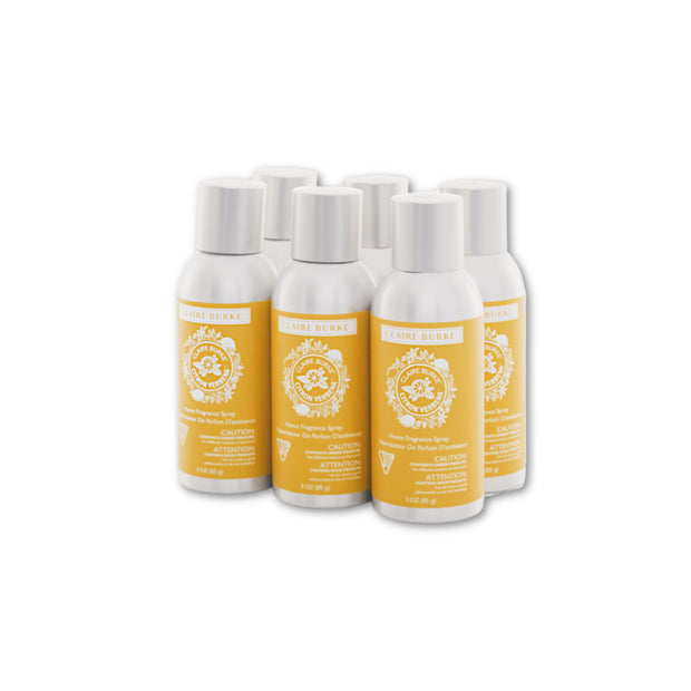 Citron Verbena™ Room Spray 6-Pack Bundle