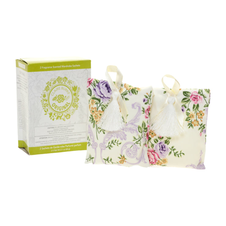 Claire Burke Original Perfumed Fragrance Sachets