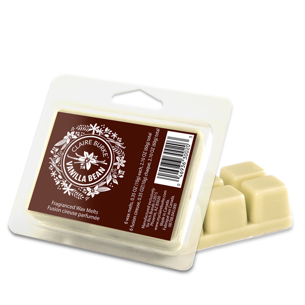 Claire Burke Vanilla Bean Wax Melts