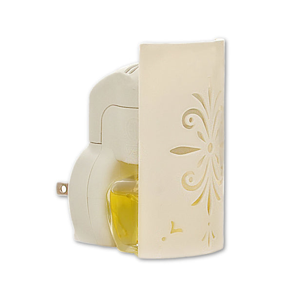 Applejack and Peel Electric Fragrance Warmer Refill and Wall plugin by Claire Burke