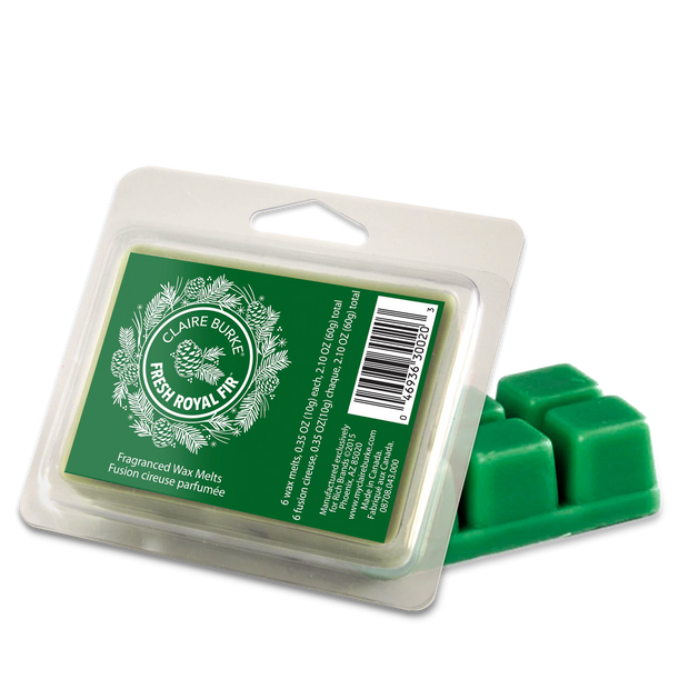Fresh - Royal - Fir - Claire - Burke - Wax - Melts - For - the - Home