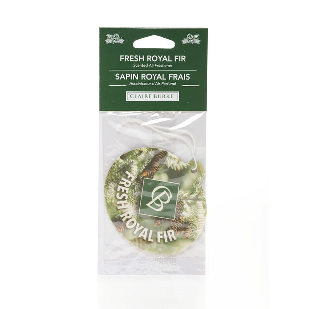 Claire Burke Fresh Royal Fir™ Auto Freshener