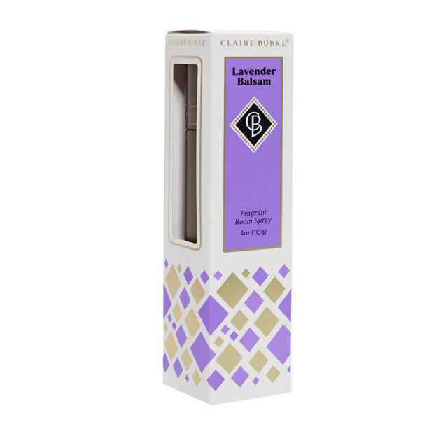 Claire Burke Lavender Balsam Luxury Room Spray