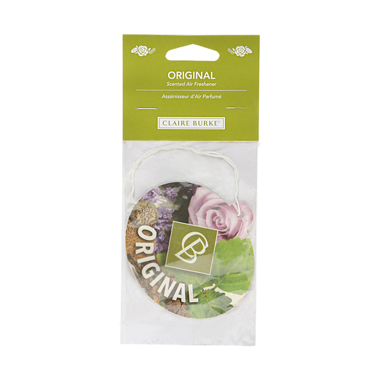 Original Botanical Air Freshener for Car