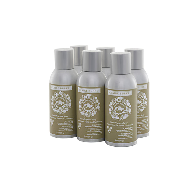 Wild Cotton Room Spray for Home by Claire Burke