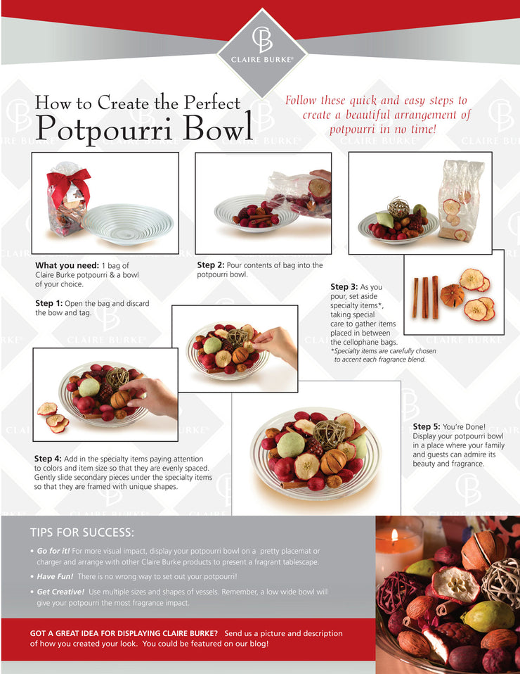 Christmas Memories Potpourri Highly Scented /& Homemade to Order