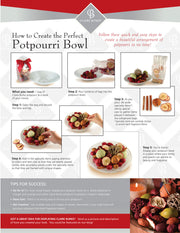Claire Burke How to Make Potpourri at Home