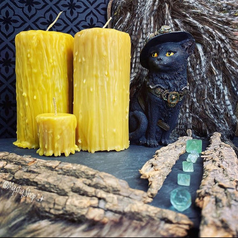Dungeon Candles on Display