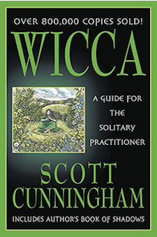 Book: Wicca, A Guide For The Solitary Practitioner