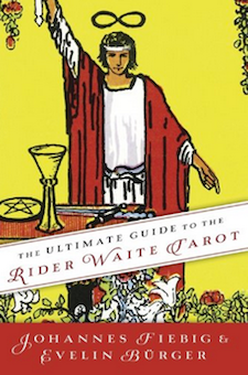 Book: The Ultimate Guide to the Rider Waite Tarot