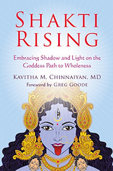 Amazon book link: Shakti Rising: Embracing Shadow and Light on the Goddess Path to Wholeness