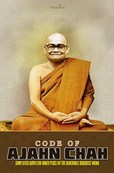 Book:m Code of Ajahn Chah: Simplified Ways for Inner Peace by the Venerable Buddhist Monk