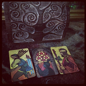 ✨3-9 Card Ascension-Focused Tarot Reading✨