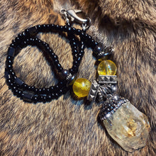 Load image into Gallery viewer, 🍋 Sparkly LemonQuartz Necklaces