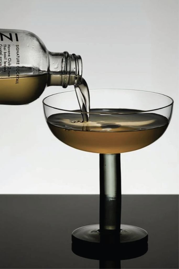 TOM DIXON PUCK COUPE GLASSES PAIR