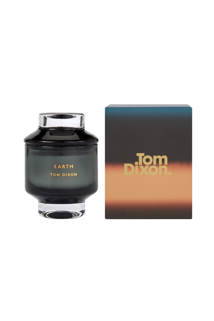 TOM DIXON EARTH CANDLE MEDIUM