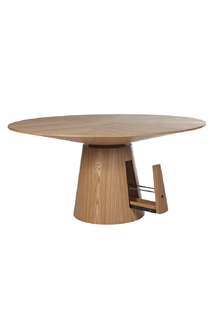 HAVANA DINING TABLE ASH