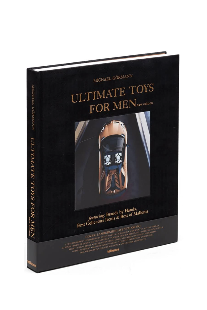 ULTIMATE TOYS FOR MEN (NEW EDITION)