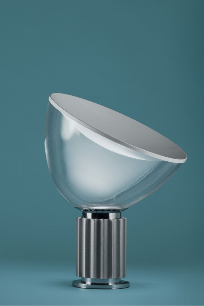 TACCIA LAMP LARGE MURANO GLASS
