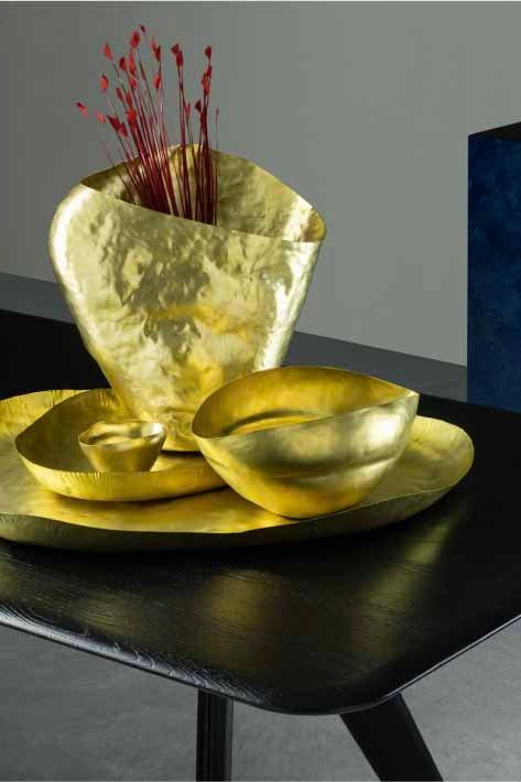 TOM DIXON WIDE BASH VESSEL