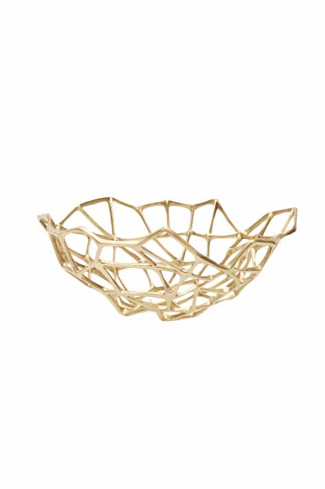 TOM DIXON EXTRA LARGE BONE BOWL