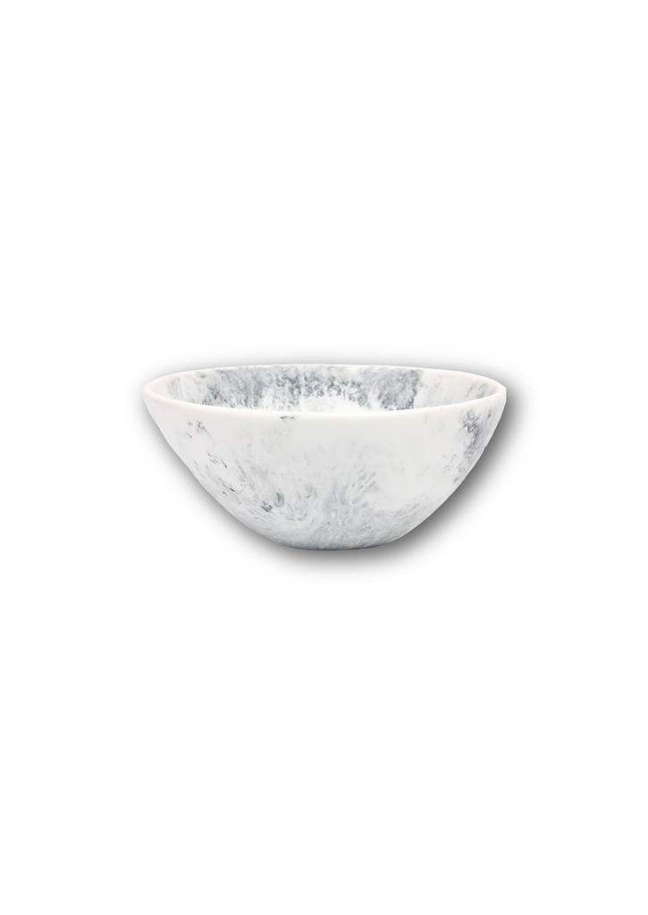 SMALL SNOW SWIRL BALL BOWL BY DINOSAUR DESIGNS