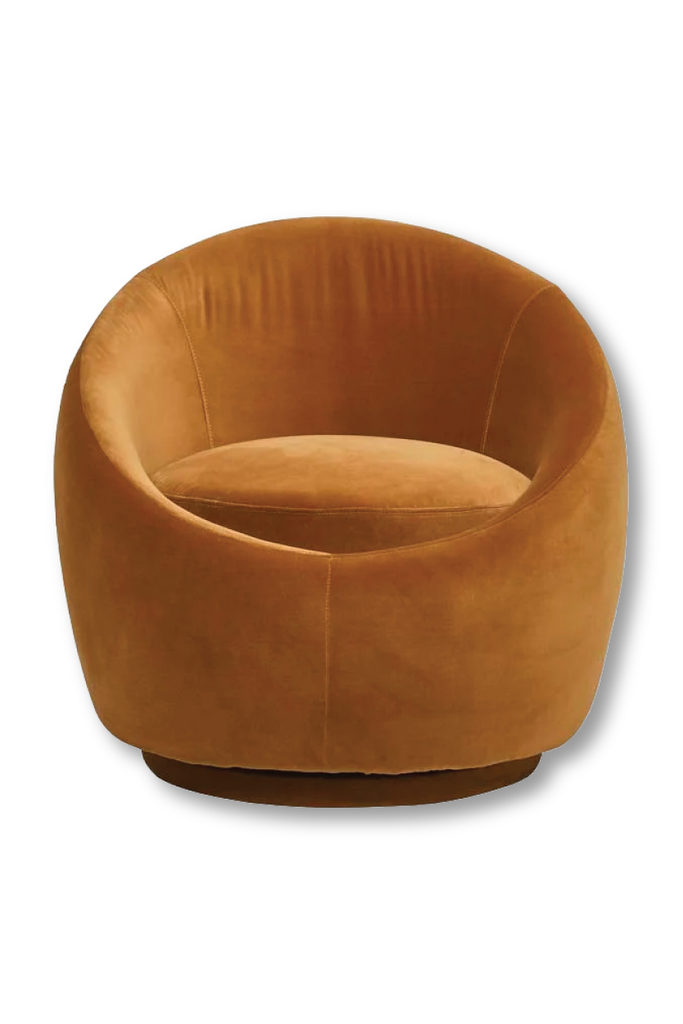 TOFFEE SWIVEL CHAIRS