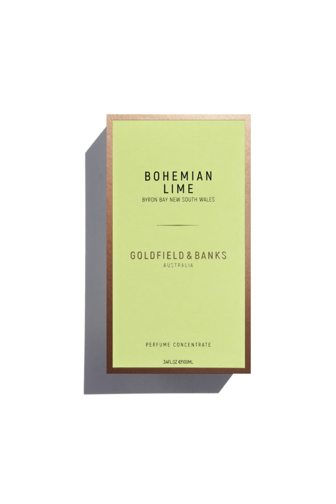 GOLDFIELD AND BANKS BOHEMIAN LIME
