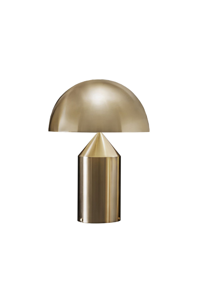 ATOLLO LAMP GOLD MEDIUM