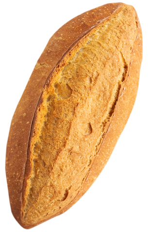 Rustiek brood tarwe wit