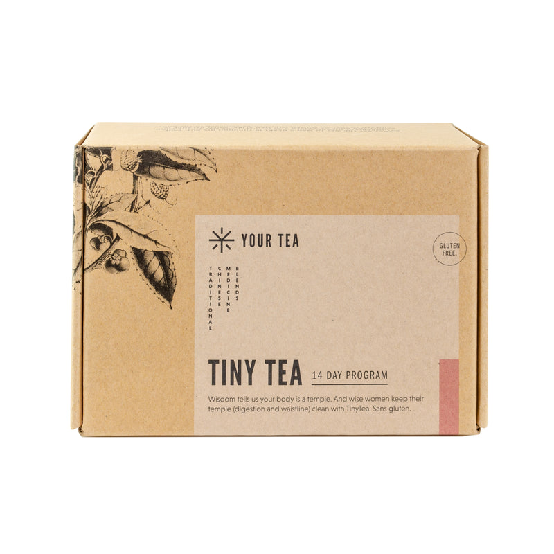 Gluten Free Tiny Tea Teatox (14 day)