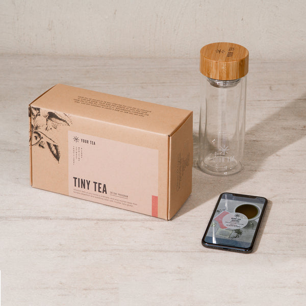Tiny Tea Teatox Experience Pack (28 day)