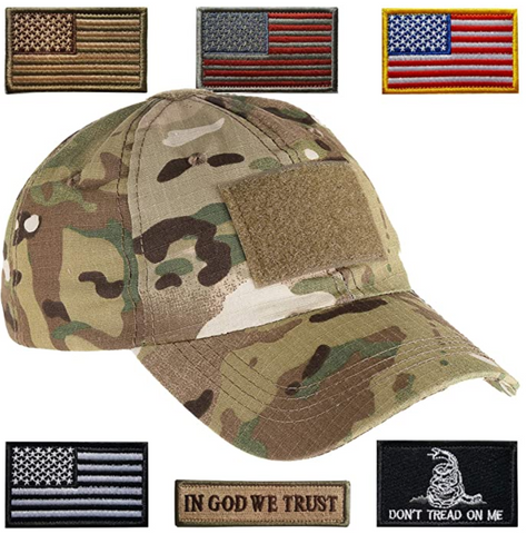 Multicam Operator Cap Kit