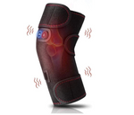 Heated and Vibration Massage Knee Brace Wrap
