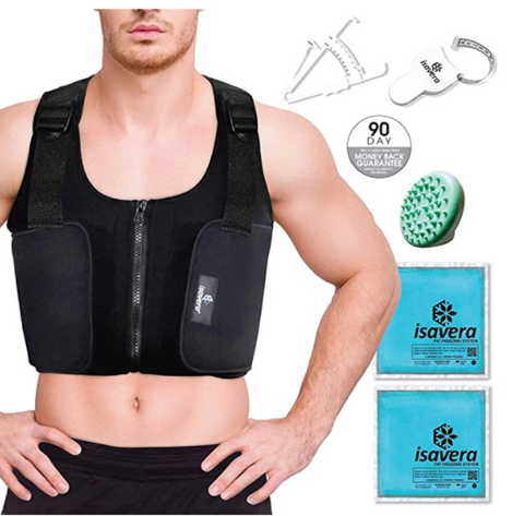 Man Boobs Fat Freezing Vest
